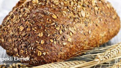 Kepekli Ekmek Besin Değeri ve Örnek Diyet Listesi