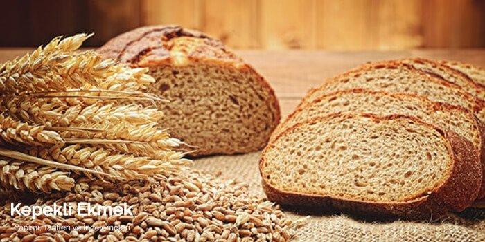 Kepekli ekmek ve sağlıklı beslenme
