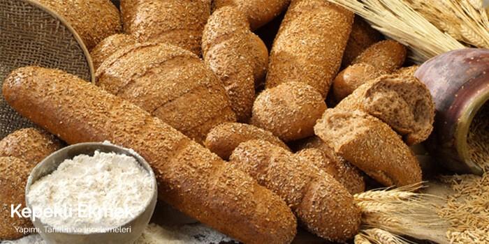 Kepekli ekmek tüketimi