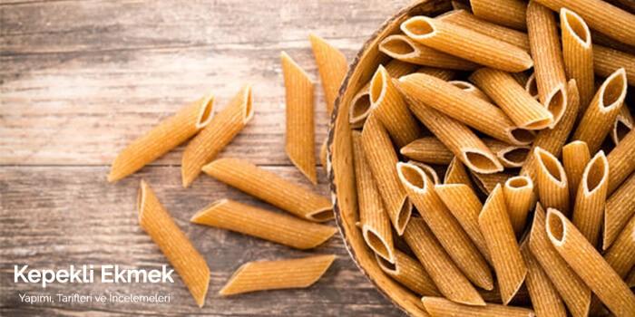 Kepekli Makarna Nasıl Yapılır, Kalori Değerleri Nedir?