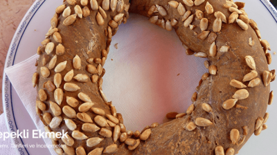 Kepekli Çekirdekli Simit Besin Değerleri ve Kalori Miktarı