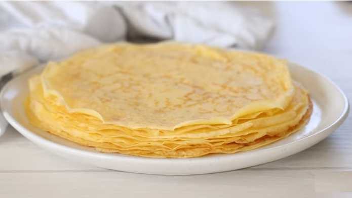 Easy and Best Crepe Recipe