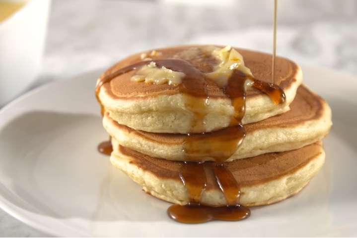 Bol Lifli Kepekli Pancake Tarifi